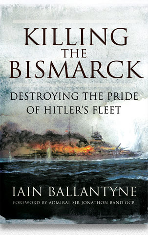Killing the Bismark book