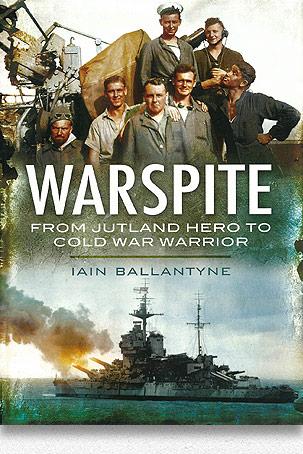 HMS Warspite Book