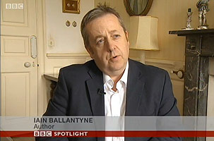 Iain Ballantyne on BBC