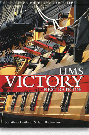 HMS Victory First Rate Cover