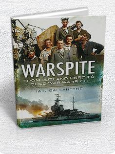 Warspite Book
