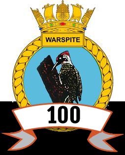 Warspite Crest