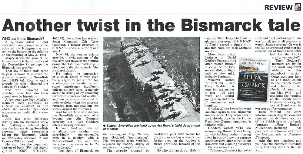 Bismarck_NN_review