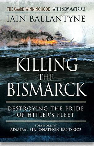 Killing the Bismarck - Paperback cover