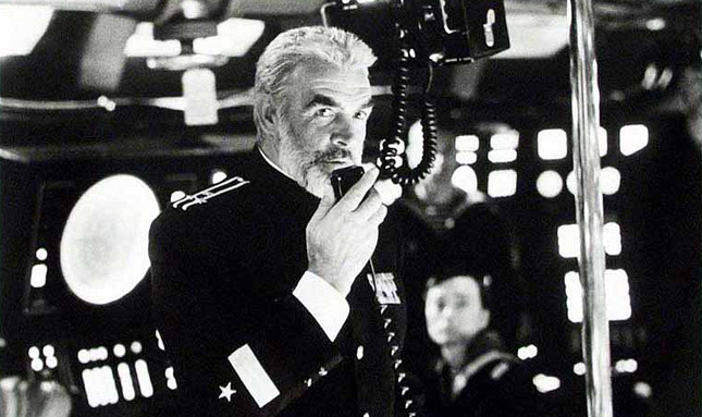 Sean Connery - Hunt for Red October