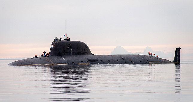 Sevrod Submarine