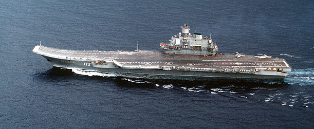 Russian-Carrier