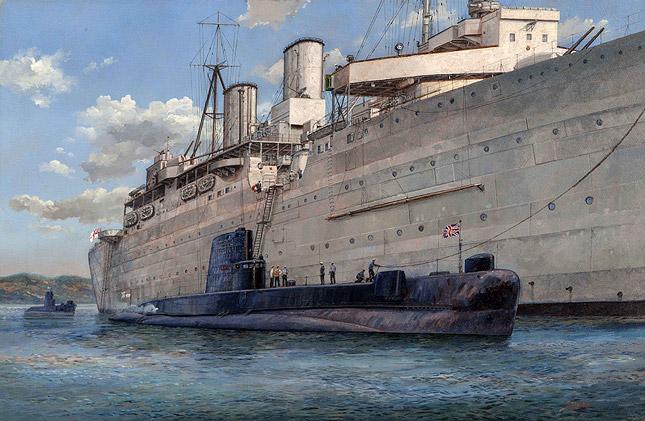 HMS Trurpin