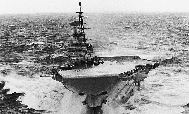 HMS Hermes 1960
