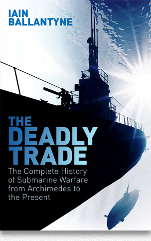 The Deadly Trade cover